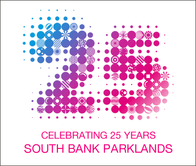 Celebrating 25 Years of South Bank Parklands